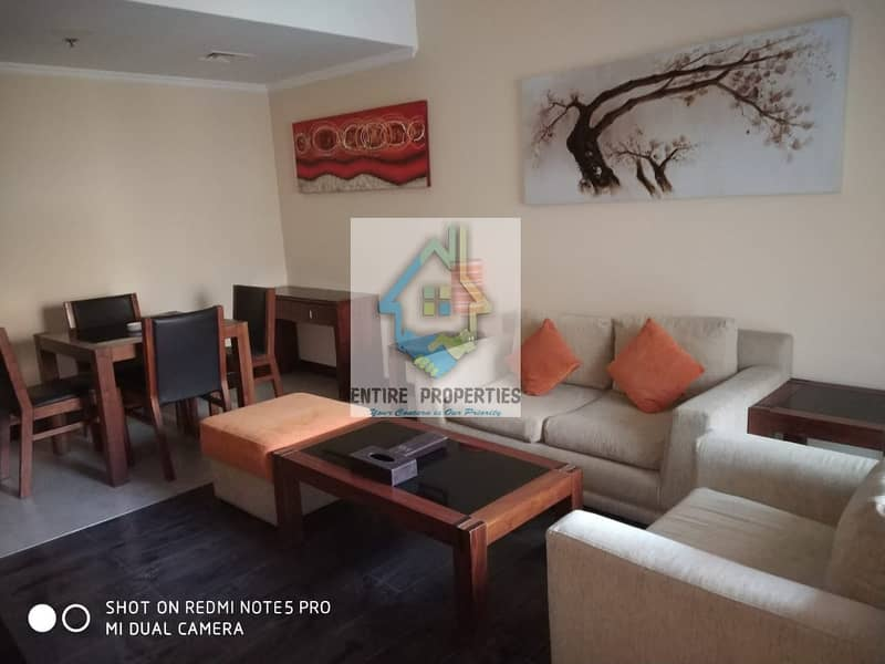 Furnished Chiller Free 1BHK  Two Month Free With All Amenities