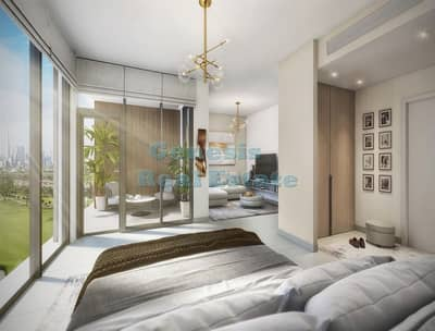 فیلا 4 غرفة نوم للبيع في دبي هيلز استيت، دبي - Luxury club Villa