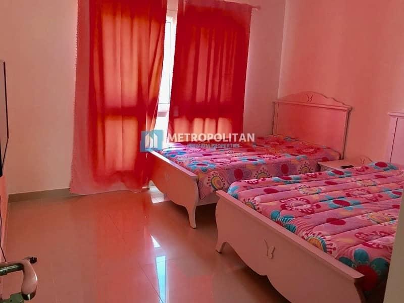 2 Luxury Furnished 2BR plus Maid Villa for Sale Flamingo 1