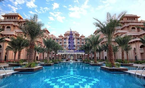 1 Bedroom Apartment for Sale in Palm Jumeirah, Dubai - Garden VIew Taj Grandeur 1br