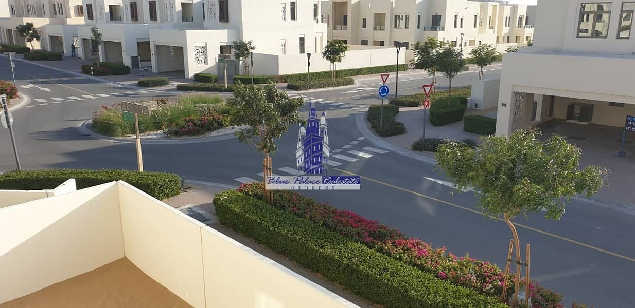 14 Corner unit with Big Plot Mira Oasis Type J for Investment