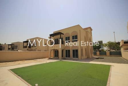 فیلا 2 غرفة نوم للايجار في مثلث قرية الجميرا (JVT)، دبي - Artificial Grass Vacant View Now Arabic