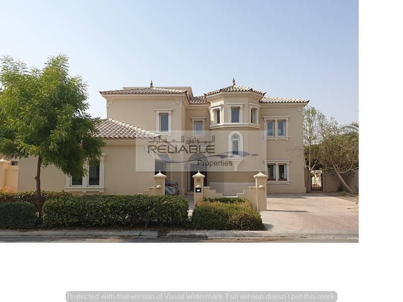 Decent Living| Best Layout| Type: B1, 4 Bedroom| Arabian Ranches | Bayut com