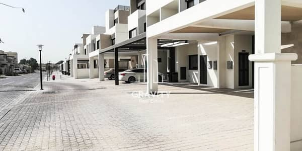 3 Bedroom Townhouse for Sale in Al Salam Street, Abu Dhabi - Luxurious and spacious 3BR TH with Maidsroom in Faya