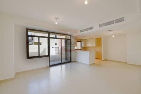 3 Bedroom Townhouse for Rent in Town Square, Dubai - Brand New Single Row Type 9 3BR+M+S  Safi Townhouse | Opp Pool & Park