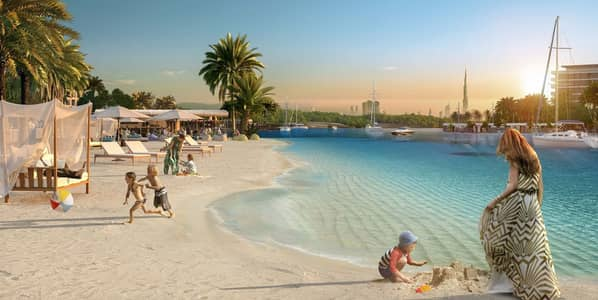 شقة 2 غرفة نوم للبيع في ذا لاجونز، دبي - BY EMAAR   CREEK BEACH   Pay in 5 years   0% DLD fees