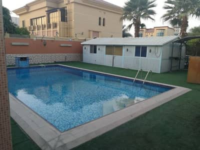 4 Bedroom Villa for Rent in Al Warqaa, Dubai - Amazing 4-Bedroom Villa | Swimming Pool | Covered Parking