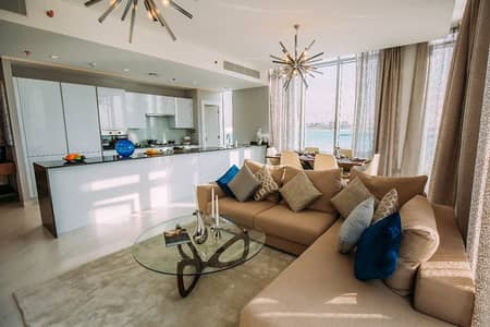 Spacious 3 Bedroom With Full Lagoon View