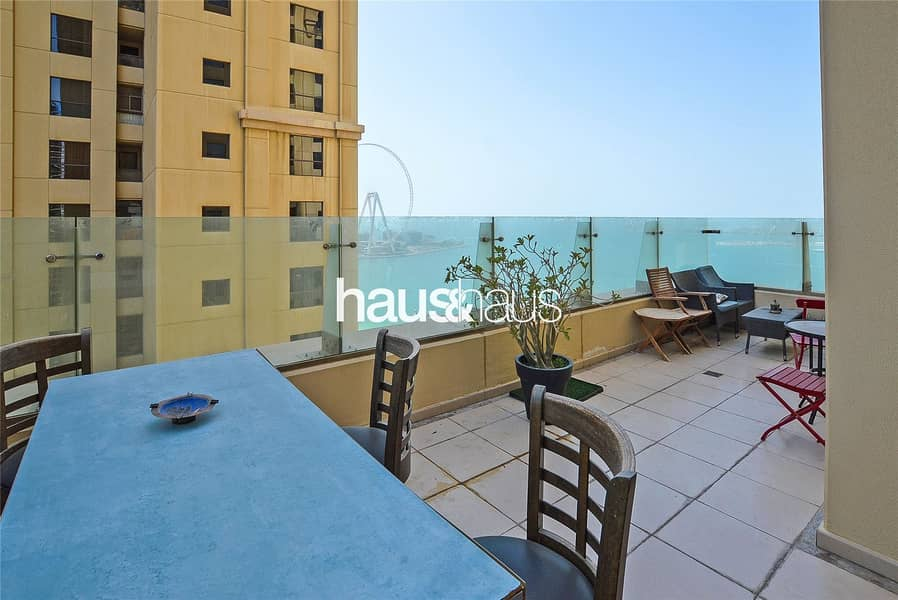 Rimal 4 | Huge Terrace | Unfurnished | Sea Views