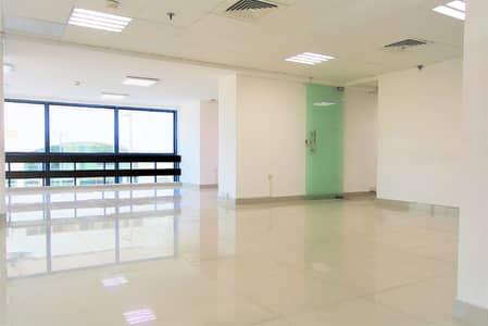 مکتب في برج التغرید شارع المطار 75000 درهم - 4251542