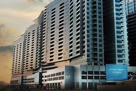 شقة في أبراج سكاي كورتس دبي لاند 25999 درهم - 4242164