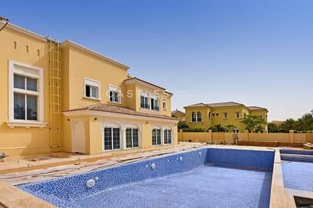 6 Bedroom Villa for Sale in Arabian Ranches, Dubai - Brand Neqw- Polo Homes Type F-6 bed+2study+maids+drivers