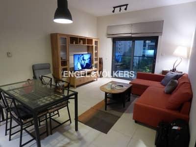فلیٹ 1 غرفة نوم للايجار في ذا فيوز، دبي - Large Layout | Vacant in Sept | With Balcony