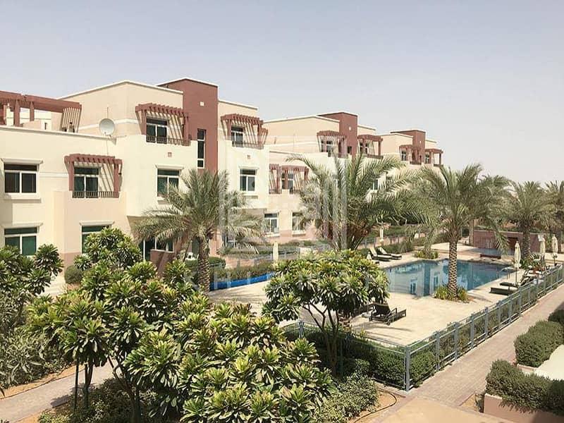No Commission & No Transfer Fees 2 Berdoom Terrace Apartment Al Ghadeer.
