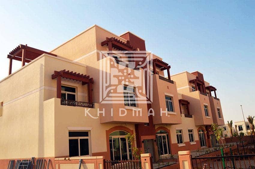 9 No Commission. No Transfer Fees. 2 Berdoom Terrace Apartment Al Ghadeer.