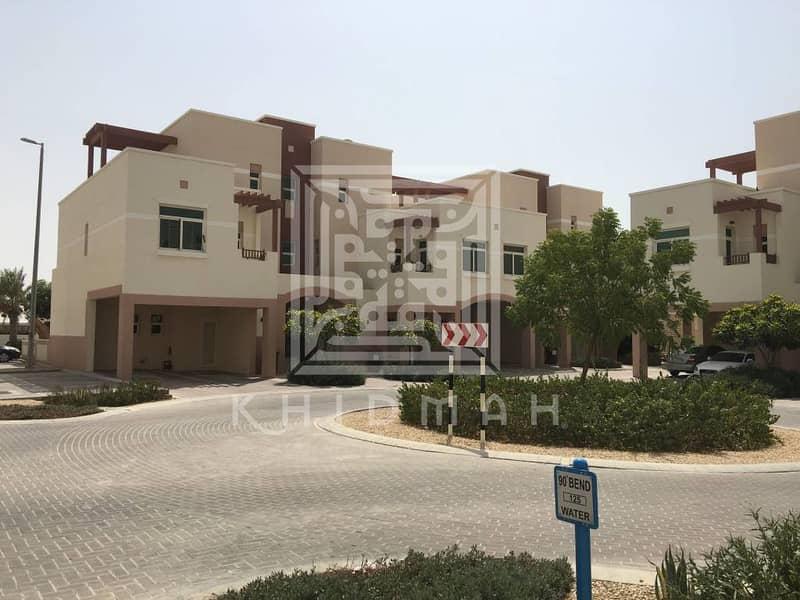 4 No Commission. No Transfer Fees. 2 Berdoom Terrace Apartment Al Ghadeer.