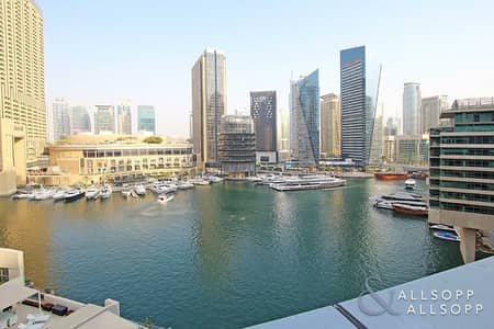 One Bed | Furnished | Full Marina Views