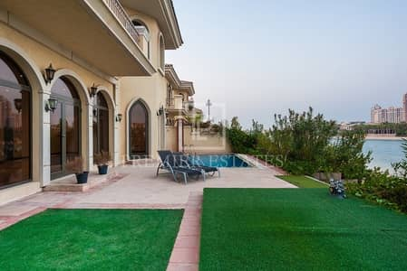 4 Bedroom Villa for Sale in Palm Jumeirah, Dubai - EXCLUSIVE Priced to sell