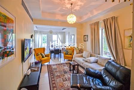 تاون هاوس 3 غرفة نوم للايجار في الينابيع، دبي - Repainted Outside | New AC Unit | Great Condition