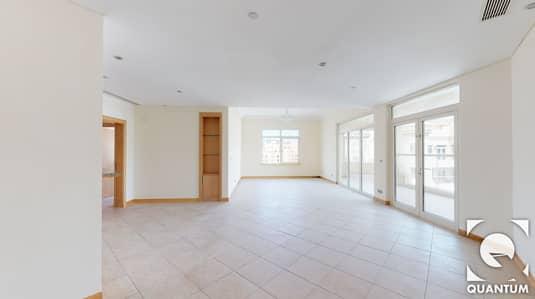 3 Bedroom Flat for Sale in Palm Jumeirah, Dubai - A Type | Vacant | High Floor | Beach Access