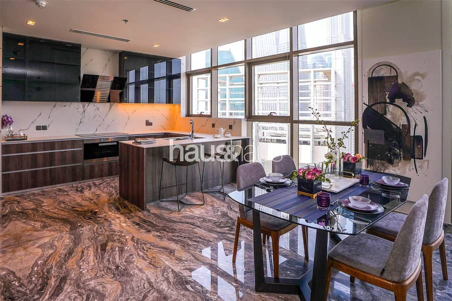 The Epitome of Luxury Living | Penthouse No.9