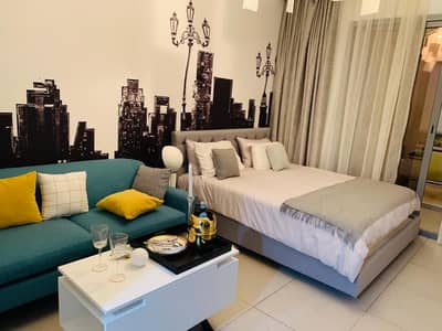 Studio for Sale in Al Barsha, Dubai - move in studio apartment in BARSHA next YEAR!! with monthly 4,800 AED with the longest payment
