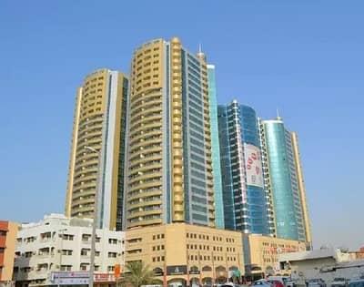 فلیٹ 1 غرفة نوم للبيع في عجمان وسط المدينة، عجمان - شقة في برج هورايزون C أبراج هورايزون عجمان وسط المدينة 1 غرف 270000 درهم - 4253115