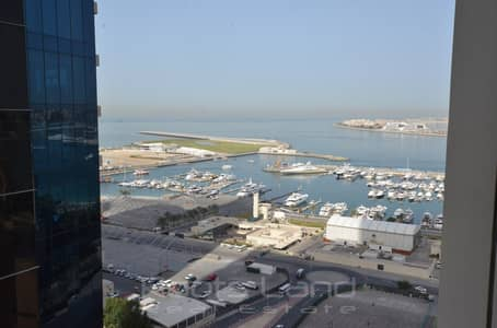 1 Bedroom Flat for Rent in Dubai Marina, Dubai - Great Value for Partial Sea view in Elite Residence