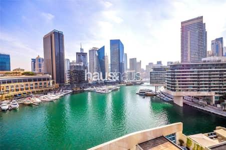1 Bedroom Flat for Sale in Dubai Marina, Dubai - Full Marina View | Rented Until July 2020 |