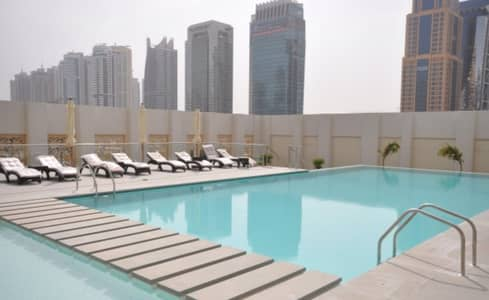 1 Bedroom Apartment for Rent in Dubai Marina, Dubai - Exceptional 01 BR Apartment in West Avenue- Dubai Marina
