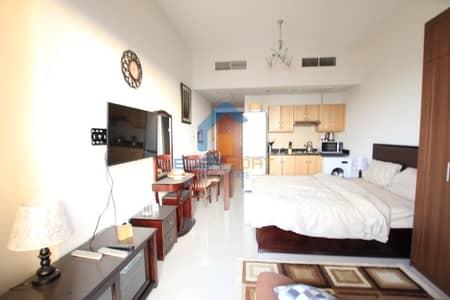 Studio for Rent in Dubai Sports City, Dubai - Furnished Studio| Elite Residence 8 |DSC