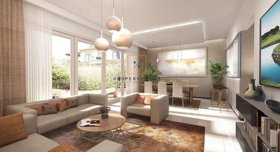 تاون هاوس 3 غرفة نوم للبيع في عقارات جميرا للجولف، دبي - Corner Unit I 3 BR + Maids I Al Andalus