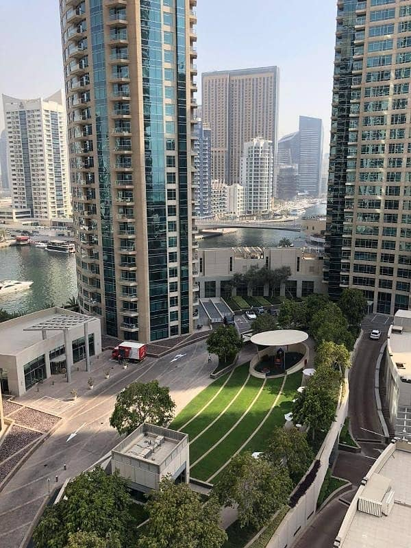 1 Bed | Panoramic Marina View | Unfurnished
