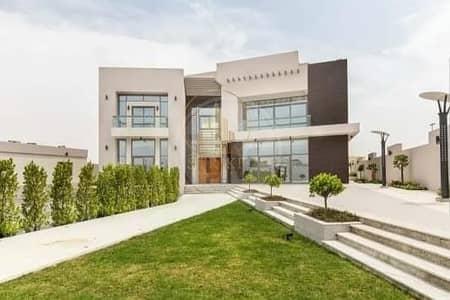 فیلا 7 غرفة نوم للبيع في مدينة محمد بن زايد، أبوظبي - Luxury villa 7BR - Swim-pool in MBZ