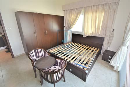 فلیٹ 1 غرفة نوم للايجار في مثلث قرية الجميرا (JVT)، دبي - Furnished 1BR Apartment with Balcony in Imperial