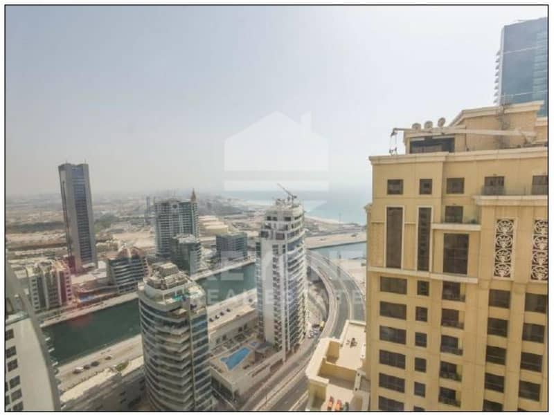10 Shams 2 | Fully Furnished 2BR | Marina View