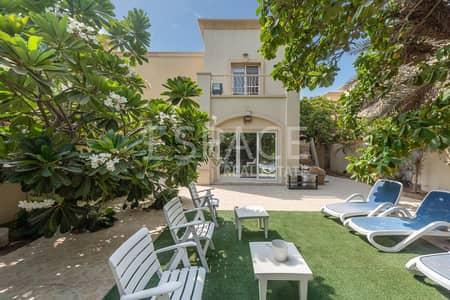فیلا 3 غرفة نوم للايجار في الينابيع، دبي - Prime Location | Landscaped Garden