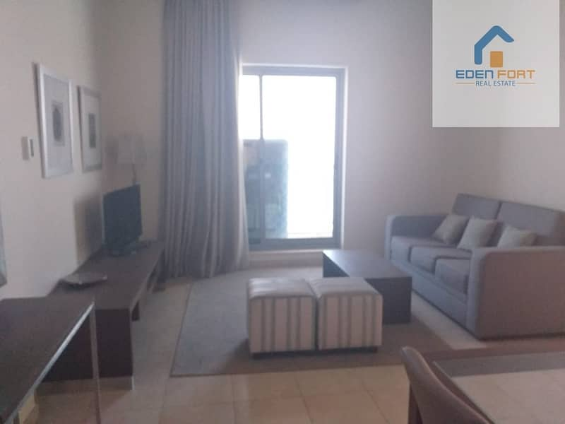 Fully Furnished Beautiful 1BHK for Rent in The Diamond Sports City