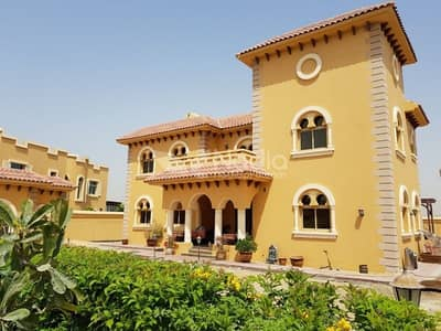 5 Bedroom Villa for Rent in Dubailand, Dubai - Detached Andalusian Style