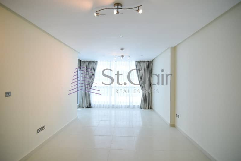 18 Spacious 3 Beds  + Maids | Full Sea View
