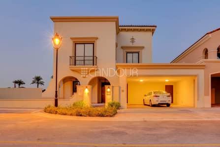 فیلا 5 غرفة نوم للبيع في المرابع العربية 2، دبي - Type 3 | Single Row | 5 Bedroom Villa for Sale