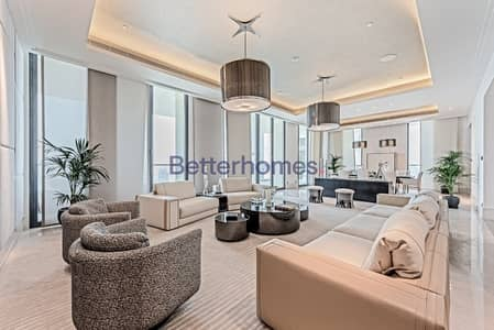 4 Bedroom Apartment for Sale in Downtown Dubai, Dubai - PENTHOUSE | INTRICATE DESIGN | BEST PRICE