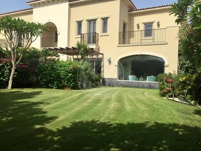 3 Bedroom Villa for Sale in Saadiyat Island, Abu Dhabi - Cheapest in market|Best landscaped garden