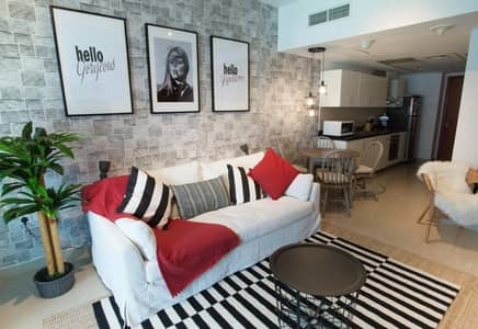 1 Bedroom Flat for Rent in DIFC, Dubai - Artistic 01 BR Apartment in Damac Park Towers- DIFC