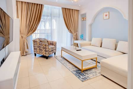 1 Bedroom Flat for Rent in Old Town, Dubai - Ravishing 01 BR Apartment in Tajer Residences ( 23)
