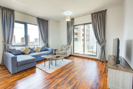 1 Bedroom Apartment for Rent in Downtown Dubai, Dubai - Exceptionally Designed 01 BR Apartment in South Ridge 3- Downtown