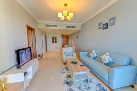 1 Bedroom Flat for Rent in Jumeirah Lake Towers (JLT), Dubai - High End Furnished 01 BR Apartment in Saba Tower 3