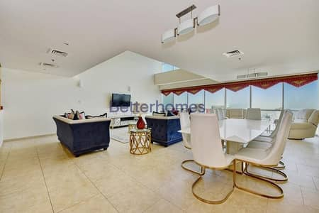 4 Bedroom Flat for Sale in Jumeirah Beach Residence (JBR), Dubai - Vacant | High Floor | Duplex | Sea View