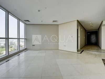 شقة 3 غرفة نوم للايجار في دبي مارينا، دبي - Beautiful 3 BR | Full Sea view | Unfurnished
