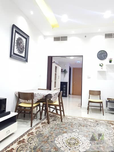1 Bedroom Flat for Sale in Dubai Silicon Oasis, Dubai - Fully furnished Upgraded Apt for Sale 585k